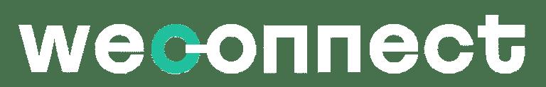 weconnect logo white