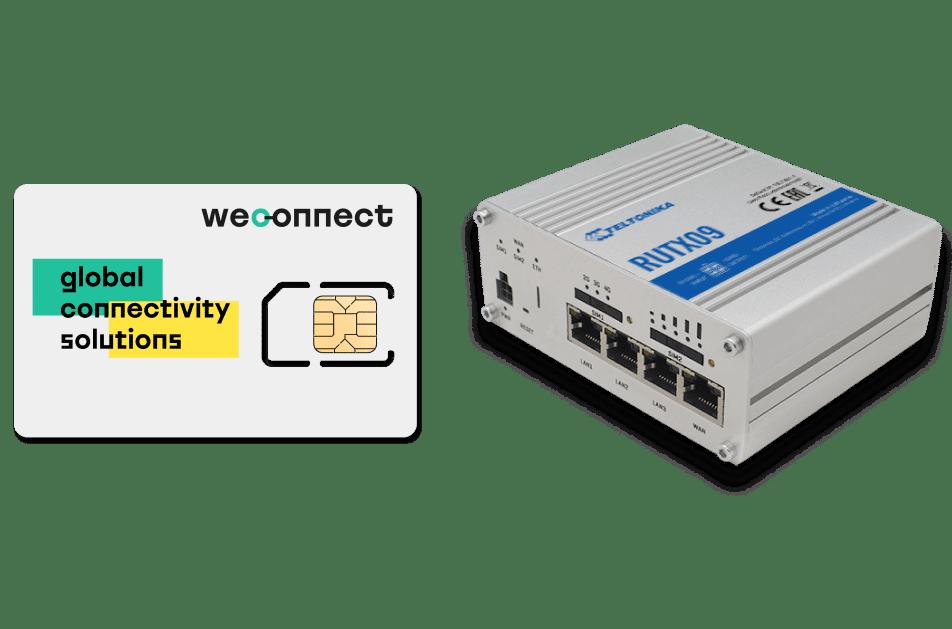 secondary line internet backup failover solution